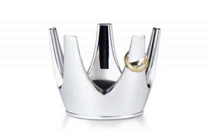 صورة Crown Jewelry holder W/hidden safe