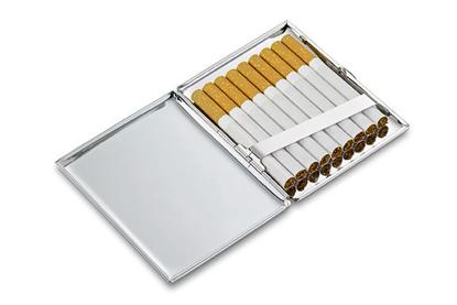 Picture of Duke Cigarette Box