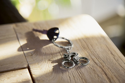 Picture of Biker Key ring
