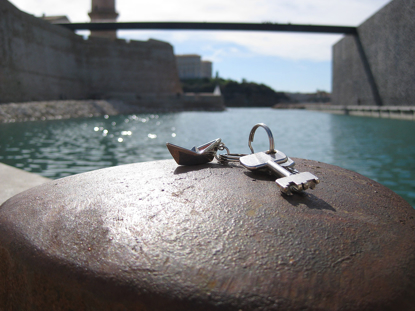 Picture of Arche Noah Keyring