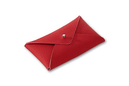 صورة Letter Card holder, Red