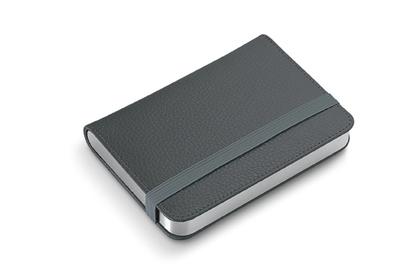صورة Alegro Passport holder, Dark grey